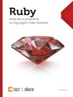 Ruby: Aprenda a programar na linguagem mais divertida