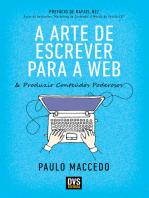 A Arte de Escrever para a Web