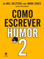 Como escrever humor
