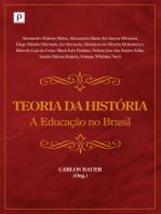 Teoria da História: Educação no Brasil