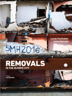 SMH 2016: Removals on the Olympic city