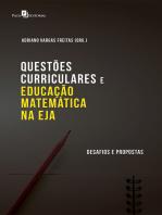 Questões Curriculares e Educação Matemática na EJA: Desafios e Propostas
