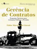 Gerência de contratos: Propostas técnicas para licitações públicas e privadas
