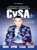 Certificação de analista em segurança cibernética (CySA+)