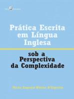 Prática escrita em língua inglesa sob a perspectiva da complexidade