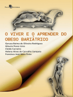 O viver e o aprender do obeso bariátrico