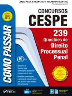 Como passar em concursos CESPE