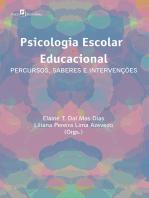 Psicologia escolar e educacional