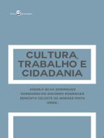 Cultura, trabalho e cidadania