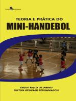Teoria e Prática do Mini-Handebol