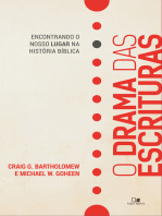 Drama das Escrituras, O