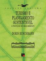 Turismo e planejamento sustentável