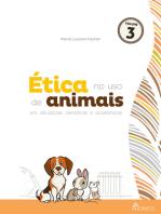 Ética no uso de animais em atividades científicas e acadêmicas