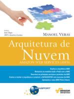 Arquitetura de Nuvem - Amazon Web Services (AWS)