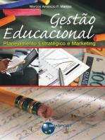 Gestão Educacional - Planejamento Estratégico e Marketing