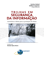 Trilhas em Segurança da Informação: caminhos e ideias para a proteção de dados