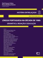 Língua Portuguesa na década de 1980