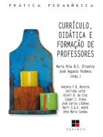 Currículo, didática e formação de professores