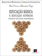 Educação básica e educação superior: Projeto político-pedagógico