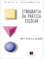 Etnografia da prática escolar
