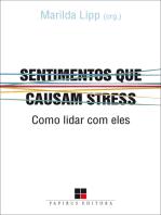 Sentimentos que causam stress
