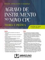 Agravo de Instrumento no Novo CPC - 2ª edição