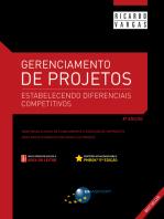Gerenciamento de Projetos (8a. edição)