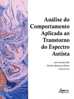 Análise do Comportamento Aplicada ao Transtorno do Espectro Autista