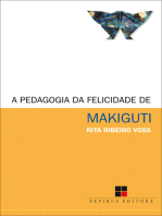 A Pedagogia da felicidade de Makiguti