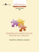 Sequências Didáticas no Ensino de Línguas