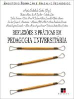 Reflexões e práticas em pedagogia universitária