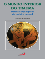 O mundo interior do trauma
