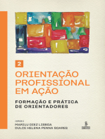 Orientação profissional em ação - 2: Formação e prática de orientadores