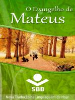 O Evangelho de Mateus