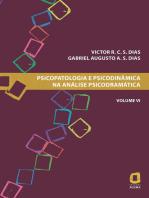 Psicopatologia e psicodinâmica na análise psicodramática - Volume VI
