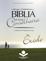 Bíblia de Estudo Conselheira - Êxodo