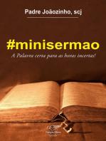 #minisermão