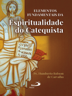 Elementos fundamentais da espiritualidade do catequista