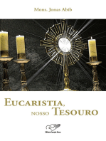 Eucaristia, nosso tesouro