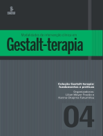 Modalidades de intervenção clínica em Gestalt-terapia