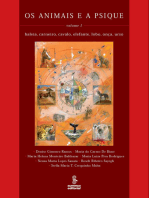 Os animais e a psique - Volume 1