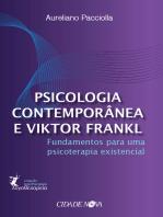 Psicologia contemporânea e Viktor Frankl