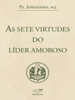 As sete virtudes do líder amoroso