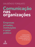 Comunicação nas organizações