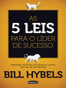As 5 Leis Para o Líder de Sucesso