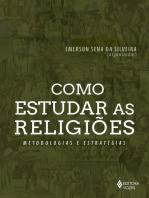 Como estudar as religiões