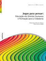 Jogos para pensar: Educação em Direitos Humanos e Formação para a Cidadania