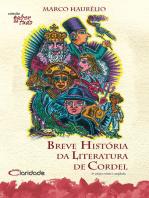 Breve História da Literatura de Cordel