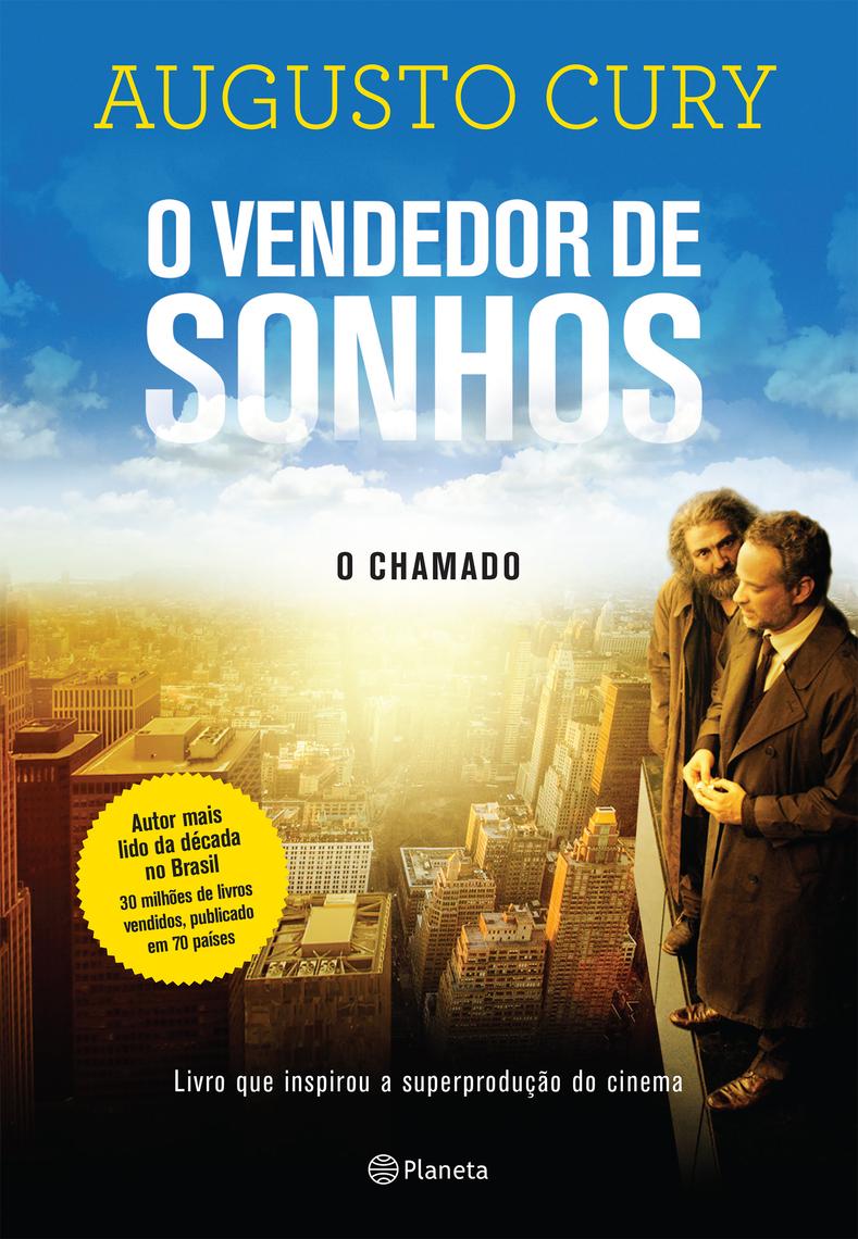 Vendedor de sonhos - o chamado, de Augusto Cury - Livro