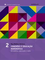 Conexões e educação matemática - Brincadeiras, explorações e ações